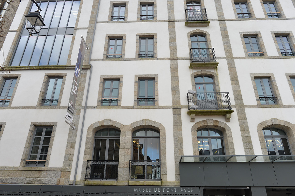 HOTEL JULIA DE PONT AVEN