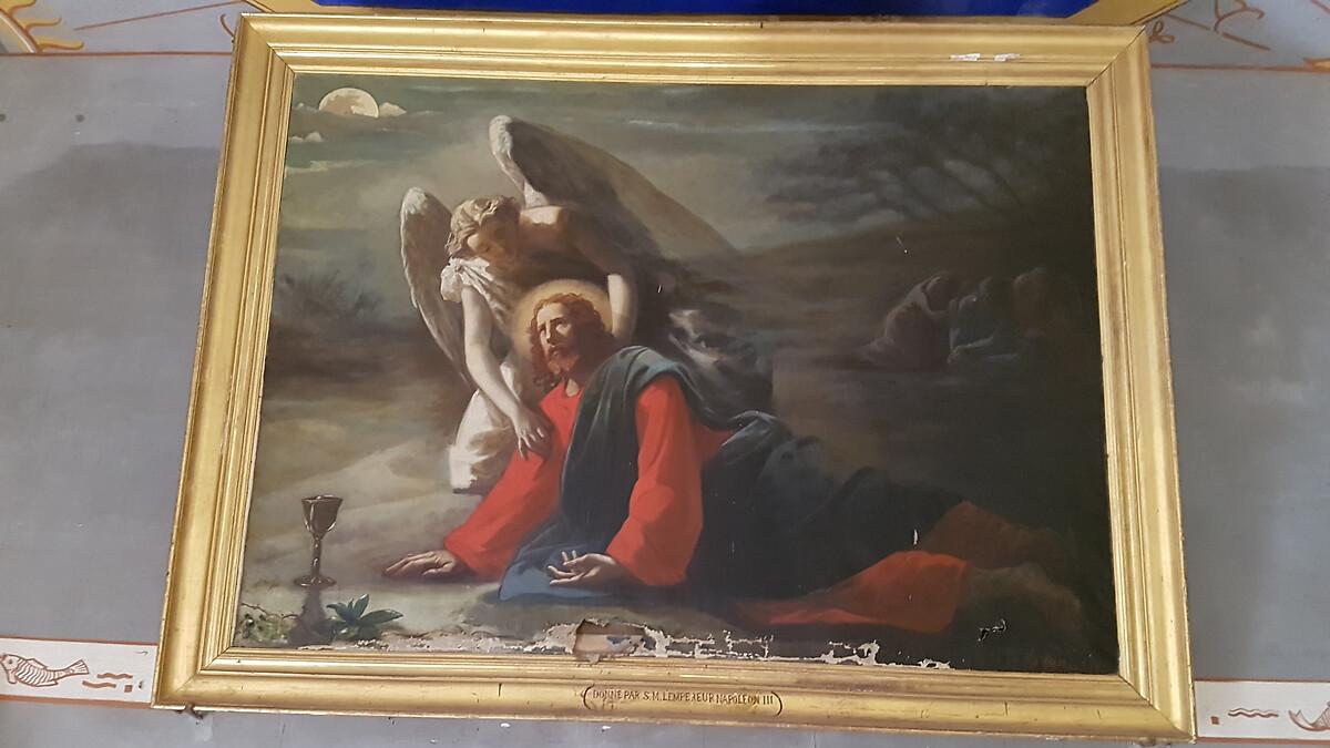 EGLISE NOTRE DAME DE L'ASSOMPTION À LACOUGOTTE CADOUL